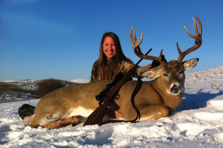 Mule Deer & Whitetail Deer Hunt - Ameri-Cana Expeditions